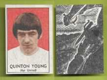 Ayr United Quinton Young 1969